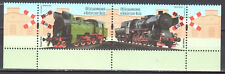 Poland 2018 - steam locomotive -  Mi.5011-12 - MNH (**)