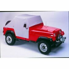 Bestop 81035-09 All-weather Trail Cover Charcoal/Gray fits 1976-91 Jeep CJ7 NEW