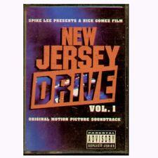 "ORIGINAL SOUNDTRACK "" NEW JERSEY DRIVE VOL.1 "" MC MUSICASSETTA NUOVA"