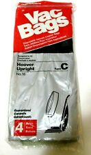 NEW HOOVER Upright Type C NO.18 Vacuum Cleaner 4 Bags USA