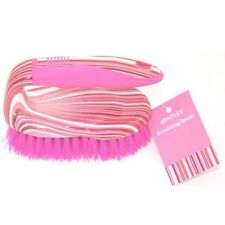 Pink Funky Soft Touch Scrubbing Brush - Pink Kitchen