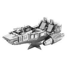 Nwt Disney 3D Metal Sheet Earth Star Wars Model Kit: First Order Snowspeeder 14+