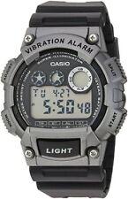 Casio 100m, Vibration Alarm Man Watch, W735H-1A3