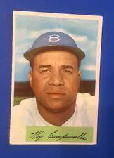 1954 Bowman Roy Campanella #90 Brooklyn Dodgers Baseball Card