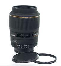 Sigma AF 2,8/105mm Macro DG EX Makro 1:1 Tele Objektiv für Nikon