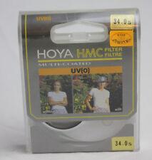 Hoya HMC Multi-Coated UV(0) 34.0s Brand New
