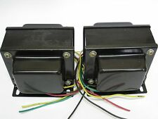 3.5K SE AUDIO OUTPUT TRANSFORMERS (pair) FOR 300B BLACK COVER