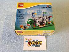 Lego 40306 Legoland Castle New/Sealed/Hard to Find