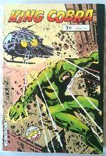 Recueil King Cobra avec les n°17/18  Publication flash