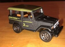 Matchbox Outdoor Sportstman '68 Toyota Land Cruiser Anaconda 1:64 New Loose DieC