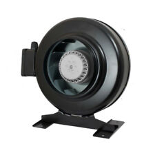 """Inline Duct Industrial Commercial Hydroponic Ventilation Extractor Fan 10"""" 250mm"""