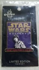 Disney Star Wars Weekends 2001 Pin- Luke Skywalker Limited Edition
