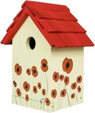 Gardman Poppy Bird House