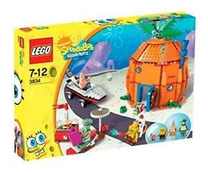 LEGO Spongebob Good Neighbours at Bikini Bottom Set 3834