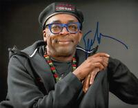 Malcolm X Spike Lee signed 10x8 photo AFTAL & UACC [16934] Signing Details + COA