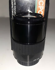 CPC 70-210mm/f4.0-5.6 AF Zoom Lens for Minolta Maxxum (BRAND NEW!)