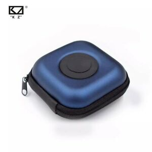 KZ PU Bag Blue Color High Quality Package Storage Box Headphone Case Protect