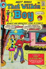 THAT WILKIN BOY #26 VG, Archie Comics 1974