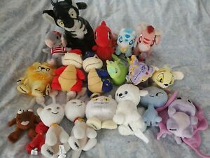 Neopets HUGE LOT limited editions pirate starry plushie fairie baby maraquan