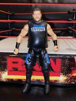 WWE KEVIN OWENS MATTEL ELITE SERIES 66 WRESTLING FIGURE NXT