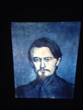 "Pablo Picasso ""Portrait Of Mateu De Soto"" 35mm Spanish Cubism Art Slide"