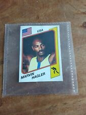 RARE 1987 PANINI SUPERSTARS MARVIN HAGLER STICKER #144