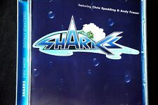 Sharks First Water Chris Spedding Andy Fraser Snips remastered CD New
