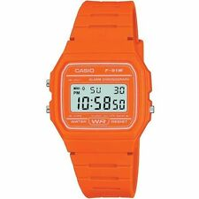 Adult Plastic Case Square Wristwatches