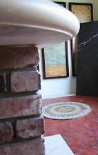 Wandverblender Naturstein Limestone Mosaik Fliesen Grau/Grey Restposten!