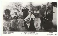 Sussex Postcard - East Grinstead - Moat Church Quartet c1913  2157
