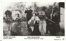 Sussex Postcard - East Grinstead - Moat Church Quartet c1913 - Ref 2157