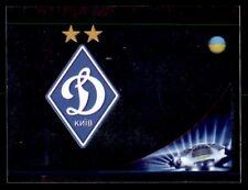 Panini Champions League 2012-2013 FC Dinamo Kiev Badge  No. 30