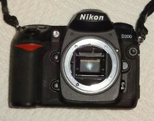 ONLY 11K CLICKS - CLEAN Nikon D200 Digital SLR Camera  - GREAT PRICE - LOW USE