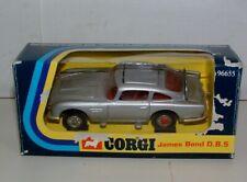 * 1995 Corgi James Bond Aston Martin D.B.5 Mint Factory Sealed In Box