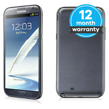 Samsung Galaxy Note II N7105 - 16GB - Titan Grey (Unlocked) Smartphone VGC