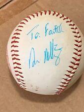 Don Mattingly New York Yankees Autographed Baseball