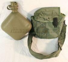 US Military 2 Quart Canteen Bladder w NBC CAP Plus 2QT OD ALICE Cover Strap NEW