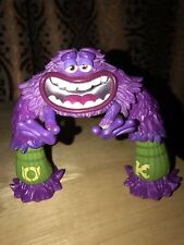 "2013 Art 5"" Spin Master Action Figure Disney Monsters Inc U University (2)$"