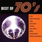 Best of 70's Sailor, ELO, Anita Ward, M, Tina Charles, Hot Butter.. [CD]