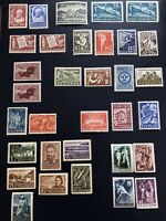 Bulgaria 1940s Collection MNH