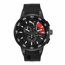 Puma reloj de pulsera hombre Chrono Racing Look silicona Pu104161001
