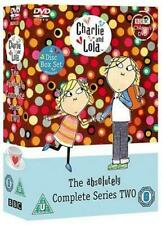 Charlie and Lola: The Absolutely Complete Series 2 [DVD], Good DVD, ,