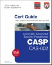 Comptia Advanced Security Practitioner (casp) Cas-002 Cert Guide: By Robin Ab...