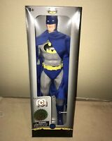 "Mego Classic Batman 14"" Blue Grey Action Figure Retro *IN HAND SHIPS TODAY*"