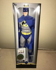 """Mego Classic Batman 14"""" Blue Grey Action Figure Retro *IN HAND SHIPS TODAY*"""