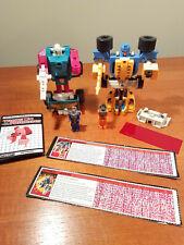 Transformers G1 Lot Slapdash & Joyride (Complete)