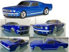 HPI  PC OnRoad Race Touring RC nitro rs4 3 Evo Plymouth mustang  200mm Body 1/10