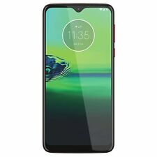 New listing Motorola Moto G8 Play Xt2015-2 32Gb Unlocked Gsm Phone - Magenta Red