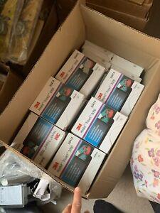 Box Of 3M Sanding Discs