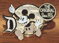 DisneyLand The Original Since 1955 Collectible 2007 Mickey Mouse Trading Pin!